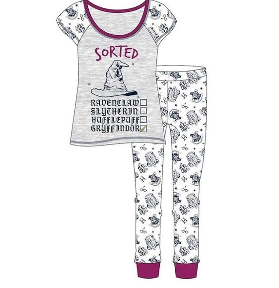 New Harry Potter s12-14 pyjama cotton